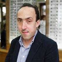 Mr. Joseph Grech - Optometrist and Dispensing Optician in Malta / Gozo