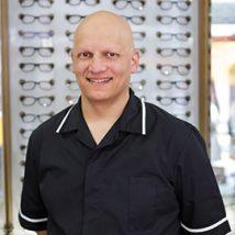 Stephen - Optical Technician in Gozo